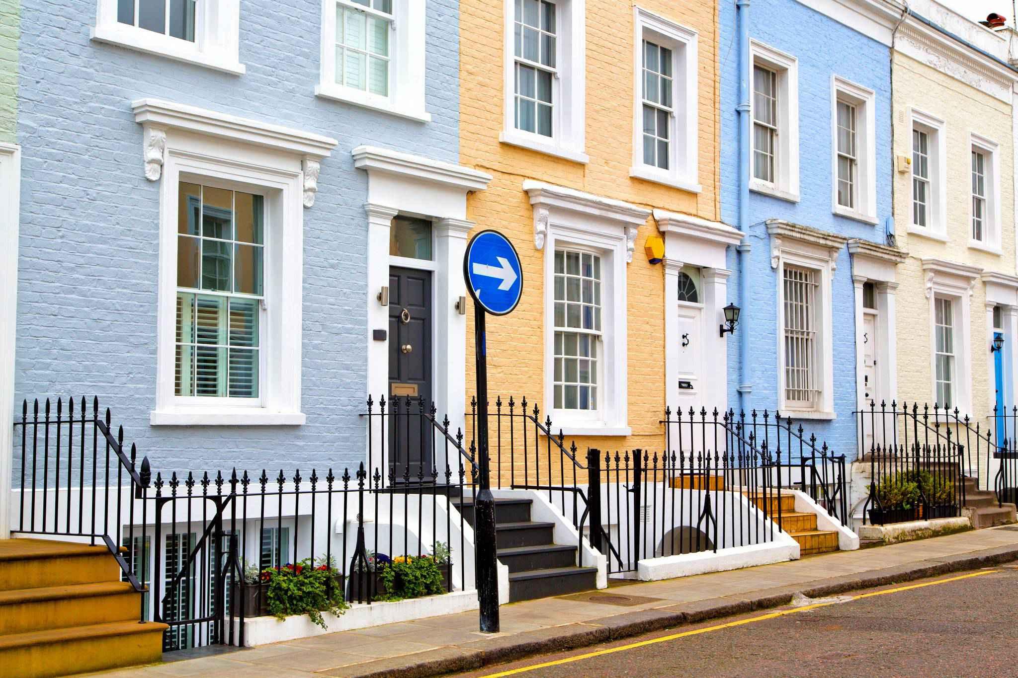 Notting Hill Ladbroke Grove notting hill